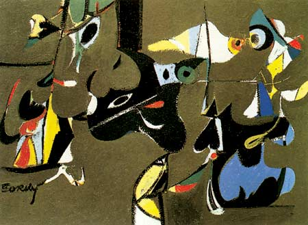 Абстрактен импресионизъм