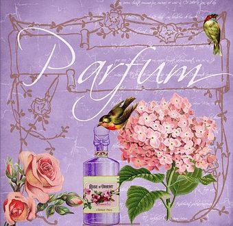 Парфюми с българска роза