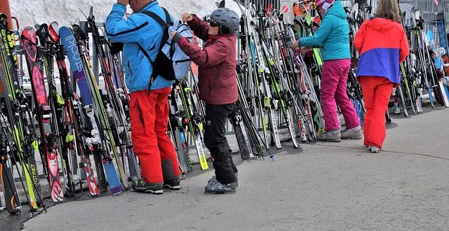 ски втора употреба