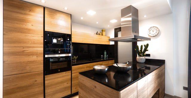 красива кухня